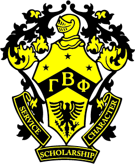 Gamma Beta Phi Shield