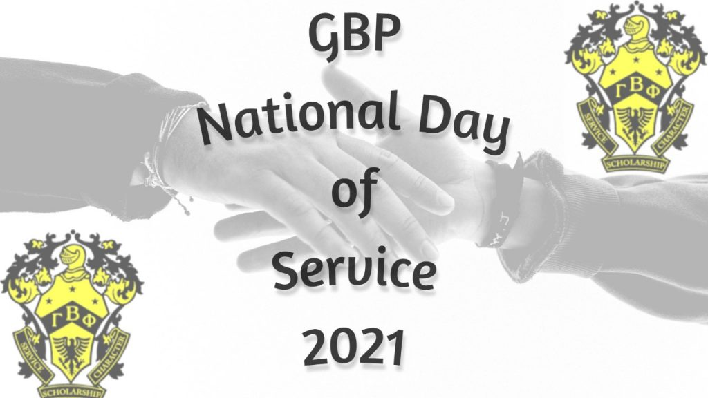 GBP National Day of Service